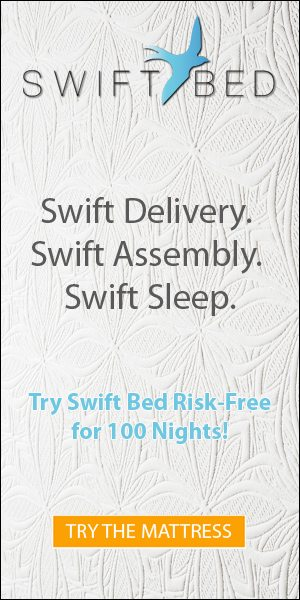 Swift Bed 300x600